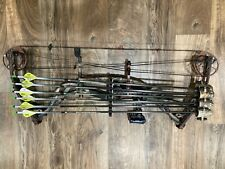 Hoyt Carbon Element right hand compound bow package