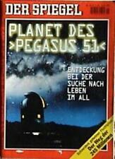 SPIEGEL 45/1995 Die Suche nach Leben im All