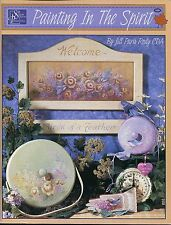 Painting In The Spirit  Decorative Painting Book by Jill P Rody a Scheewe Pub