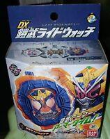 Bandai Masked Kamen Rider Zi-O DX Gaim Ride Watch Ridewatch