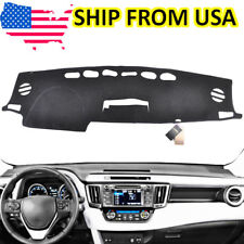 Xukey Fit For Toyota RAV4 13-18 Dashboard Cover Dashmat Dash Mat Pad