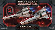 Battlestar Galactica 1/72 Scale Viper Mkii 2-Pack Model Kit