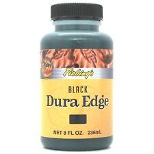 Dura Edge Premiume Edge Finish Black 8 fl oz 2224-01 by Fiebing's