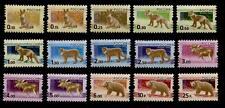 Hase, Fuchs, Luchs, Elch, Bär. 15W. Rußland 2008