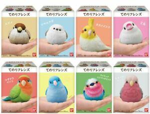 Japan BANDAI Tenori Friends Bird collection figures Complete set of 8