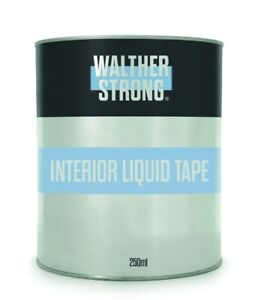 Walther Strong Liquid Masking Tape / Film for Arts, Crafts and Decorating
