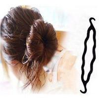 Fashion Image Fashion Magic Hair Twist Styling Clip Stick Bun Maker Braid Tool