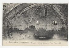 Frankreich, Saint Riquier, stürzen, cachot ou FUT enferme Jeanne d 'Arc LL 21 PC, A852