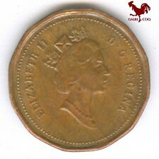"CANADA  - 1992 CANADIAN 1 CENT COIN ""125 YRS CONF.""  No.2 MONEY"
