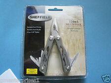 Sheffield Pliers  Multi Tool 12 - 1