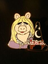 Disney Soda Fountain Pin Traders Delight Miss Piggy From The Muppets PTD Le 300