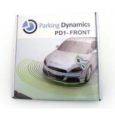Sin taladro, sin agujeros, ajuste fácil! - Sensor de aparcamiento coche electromagnética (frontal)