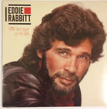 Eddie Rabbitt /The Best Year Of My Life vinyl LP Sealed Mint RCA Music Club copy