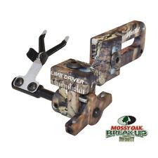 NEW Vapor Trail LimbDriver Pro Arrow Rest Universal Mounting Bracket RH INF Camo