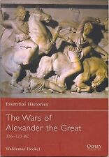 Osprey Essential Histories #26, The Wars Of Alexander The Great 336-323 BC