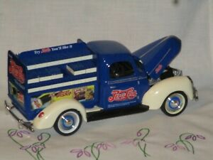 Golden wheel  Pepsi Cola 1940 Ford delivery truck diecast NEVER PLAYED WITH