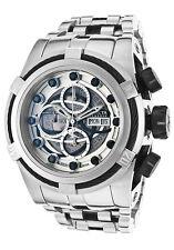 New Mens Invicta 14306 Bolt Zeus Swiss Automatic Chronograph Bracelet Watch