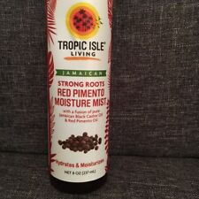 Tropic Isle Living Strong Roots Red Pimento Moisture Mist (Brand New)