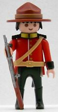 CANADIAN MOUNTY Playmobil zu Kanada Regina Mounties Canada Police Karabiner 1813