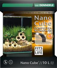 Dennerle NanoCube Complete+, 10 l, Komplett-Set mit reichhaltigem Zubehör da...