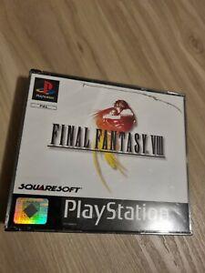 Final Fantasy VIII 8 - Sony PlayStation One psone psx