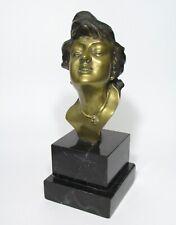 Statua Busto Bronzo