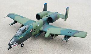 FRANKLIN MINT A-10 WARTHOG THUNDERBOLT II PLANE AIRPLANE DIE-CAST 1:48 GRUMMAN