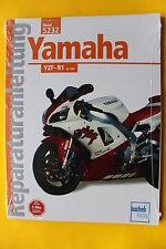Yamaha YZF R1 ab 1998 Reparaturanleitung Reparatur Handbuch