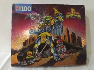 MIGHTY MORPHIN POWER RANGERS King Sphinx - VINTAGE 1993 100 PIECES - MB