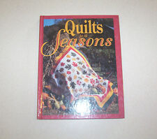 """Quilts for All Seasons"" Pattern Book Hardback Oxmoor House"
