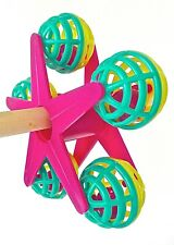Birdtalk Bird Toys Perch Twirl For My Budgie