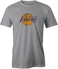 LAKERS T SHIRT NBA inspired BASKETBALL FREE SHIPPING AUSSIE SELLER