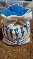 Hanukkah Gift, Soil from Jerusalem, Holy Land Soil, Bible Earth
