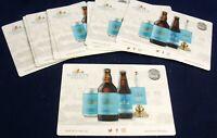 HARVEYS Beer Sussex Pub Beer Mats/Coasters SET OF 20 Brand NEW Ideal Man Cave