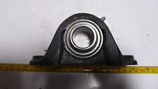 Fafnir RAK 1 3/16 Pillow Block Bearing New Missing Locking Collars