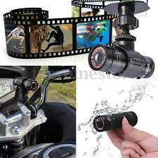 HD 1080P DV Waterproof Sport Bike Camera Deportes Cámara Cam DVR Video Recorder