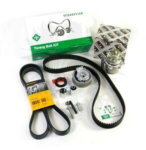 2.0T OEM Audi A4 BWT BPG 2.0T Turbo FSI Deluxe Timing Belt and Water Pump Kit