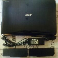 Acer Aspire 8930g/t5800 cpu/4gb ram/500gb HDD/Bluray/win10pro/Office 2013