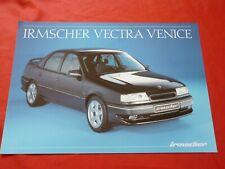 "Opel Vectra C /""EDITION/"" Spécial Modèle prospectus brochure de 2004"
