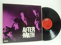 THE ROLLING STONES after-math LP EX/EX, 6.21396, vinyl, album, germany, decca,