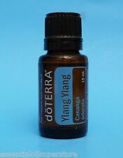 doTERRA YLANG YLANG Essential Oil - 15 ML - Factory Sealed Bottle, FREE SHIPPING