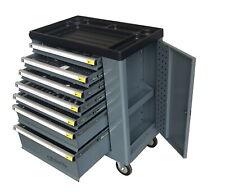 XXL Werkstattwagen gefüllt mit Werkzeug in Schaumstoff Einleger Werkzeugwagen