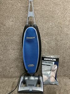 Oreck LW1500RS Magnesium Upright Vacuum Cleaner with HEPA Filter Bag, Swivel
