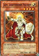 Jain, Lightsworn Paladin  X 3 LODT Light of Destruction    Yugioh Mint Cards