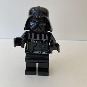 "Star Wars Lego ""Darth Vader"" Digital Clock with Alarm"