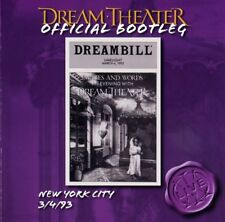 Dream Theater - New York City 3/4/93  Ltd 2xCD
