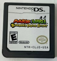 Nintendo Gameboy DS Mario & Luigi Bowsers Inside Story Game CARTRIDGE ONLY