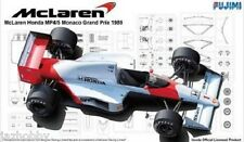 Fujimi GP16 1/20 Model Formula One Kit McLaren Honda MP4/5 1989 A.Senna/A.Prost