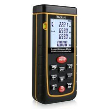 Laser Distance Measure Handheld Lazer Measure Up To 40M LCD Backlight Portable