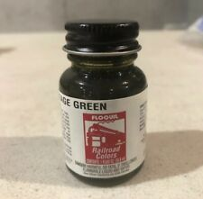 Floquil Railroad Colors Enamel Paint BNSF Heritage Green 1 Oz New F110181